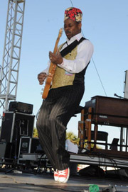 Tampa Bay Blues Festival Opens Friday in Vinoy Park