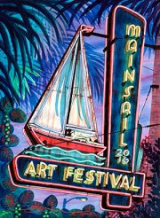 Mainsail Art Festival Just Around the Corner