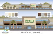 Construction Progressing for New Publix on 34th Street S