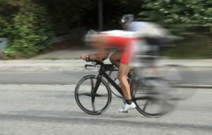 Bicycling    Race   Triathlon