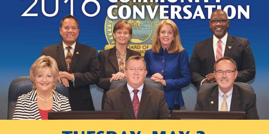 Pinellas | County Commission | Community Conversation