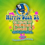 Feel the Flower Power at Gulfport's Hippie Dash 5K