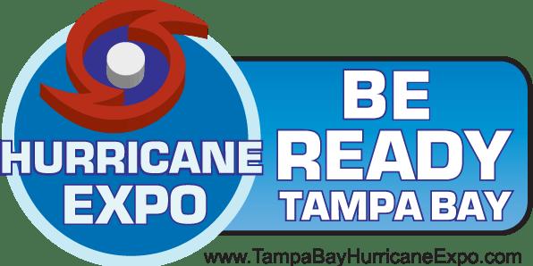 Tampa Bay Hurricane Expo | Logo | Hurricane Season