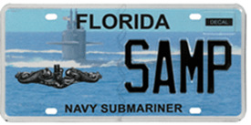 Military License Plate | License Plate | TB Reporter