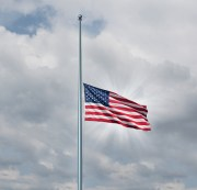 Flags at Half-Staff to Honor Fallen Police Officers