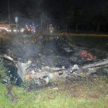 Hillsborough Fire | Arson | Crime