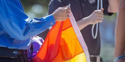 St Pete Pride | Pride Flag | Pride Parade