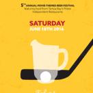 Hoppy Gilmore   Beer Fest   Tampa Theatre