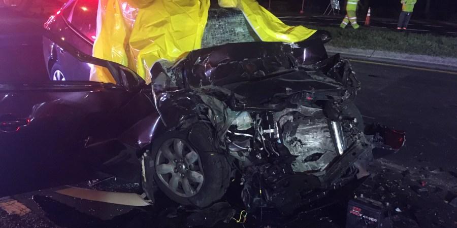 Pinellas Park Police   Traffic Crash   Driver Dies