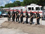 Construction Underway on New Seminole Fire Station