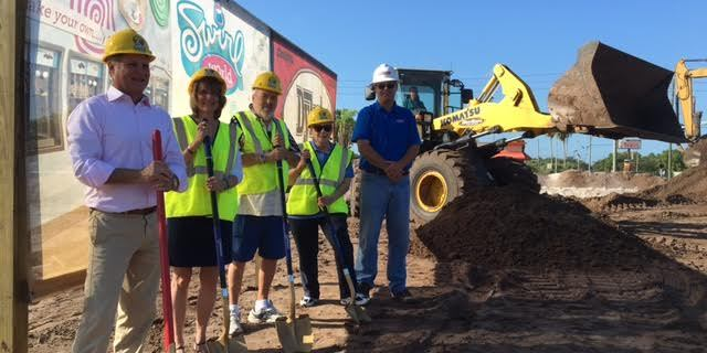 Kenneth City | RaceTrac Groundbreaking | Business