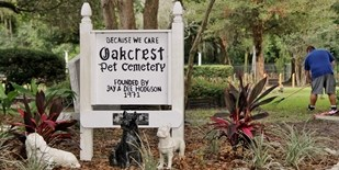 Oakcrest Pet Cemetery | Pasco | Volunteer