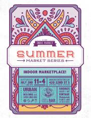 Indie Market Holds Its Second Summer Special Saturday (July 2)