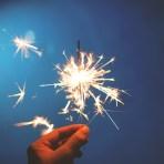 July 4   Sparklers   Fireworks