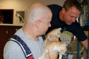 Hillsborough Firefighters Called to Animal Hospital