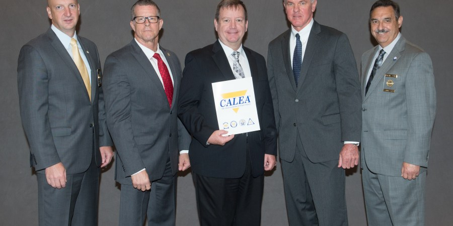 Pinellas Sheriff | Reaccreditation | CALEA