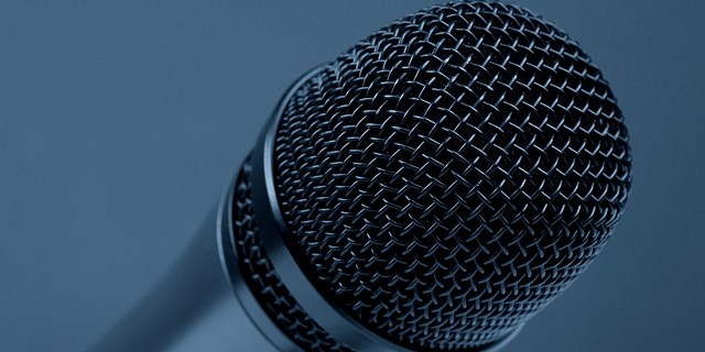Microphone | Speaker | Event