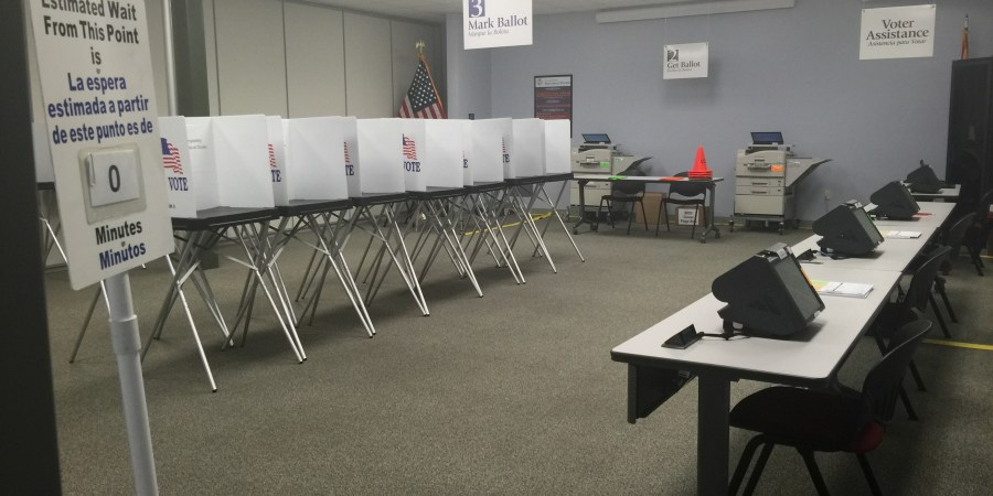 Early Voting Set Up | Hillsborough Elections Supervisor | Early Voting
