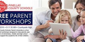 Pinellas Schools | Parent University | Education