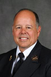 New Fire Chief Takes Over in Clearwater