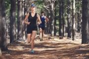 Run Like a Wild Horse at Trail Run, XTERRA Half-Marathon