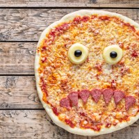 Halloween Pizza | Holiday | Party Food