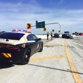 Traffic Crash | Florida Highway Patrol | Gravel Truck