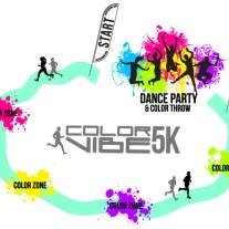 Color Vibe 5K | Runs | Events