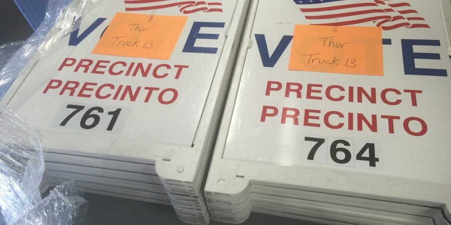 Hillsborough Supervisor of Elections   Elections   Early Voting