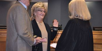 Janet Long | Pinellas County Commission | Investiture