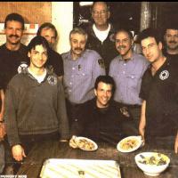 Joe Bonanno | My Firehouse Kitchen | Firefighters