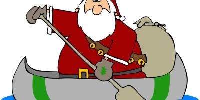 Santa | Boat Parade | Holiday Boat Parade