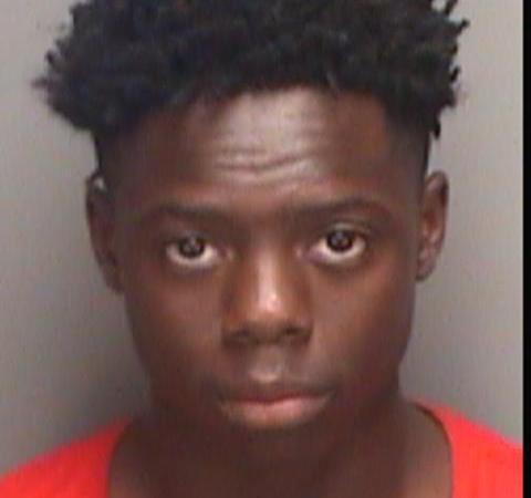 Jatez M. Boyd | Pinellas Sheriff | Arrests