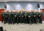 Pinellas Sheriff Swears in New Deputies