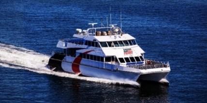 Cross-Bay Ferry | Tampa Bay | Water Transportation