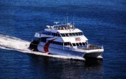 Cross-Bay Ferry's First Month a Success