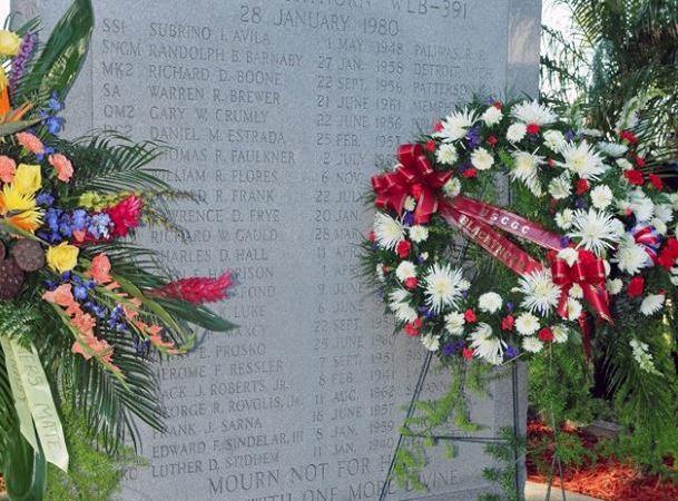 Blackthorn Memorial | Coast Guard | Sunshine Skyway