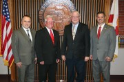 Hernando County Commission Elects Officers