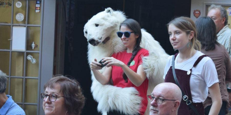 Polar Bear | Earth2Trump | Environment