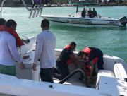 Coast Guard Rescues Three Near Clearwater Pass