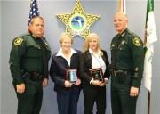 Pinellas Sheriff Promotes Three