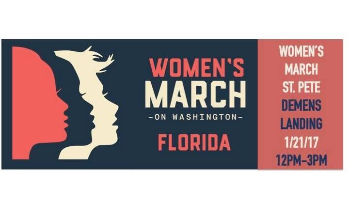 Women's March | Women's March St. Pete | Events