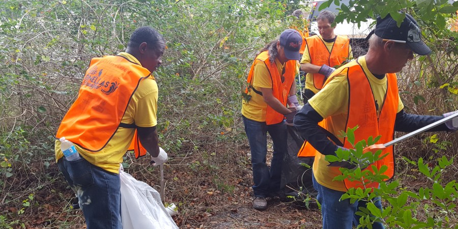 Take a Bite Out of Grime | Pinellas Sheriff | Volunteers