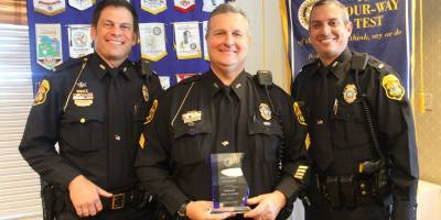 Clearwater Police | Rotary Awards | Public Safety