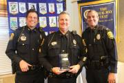 Rotary Honors Clearwater Police Officers, Firefighter
