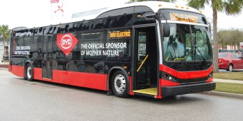 Electric Bus | PSTA | Transportation