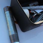 Pipe in a tool box | Hillsborough Sheriff | Bomb