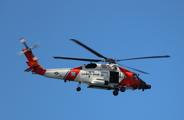 Coast Guard | Helicopter | Missing Plane