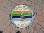 Manhole Maintenance Taking Place Throughout St. Petersburg