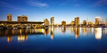 St. Petersburg | Skyline | St Pete